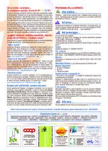 Volantino Bicipace 2012 retro con programma e progetti in jpg